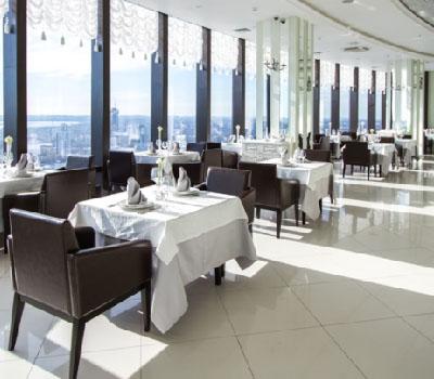 Ресторан Vertical